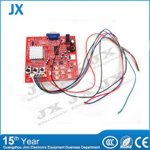 High quality cga to vga converter pcb board for arcade game machine