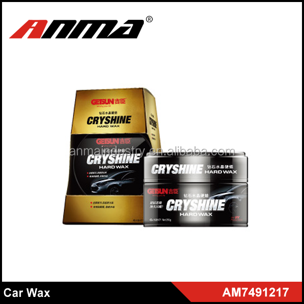 car wax/carnauba car wax from China