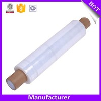 Lldpe power thick adjustable manual stretch film dispenser