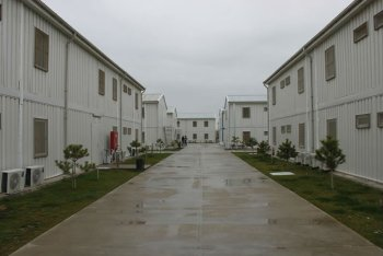 Prefabricated & Steel, Bullet - Fire Resist, Low Cost Buildings, Shelters, Containers, Structures of Temporary, Permanent.