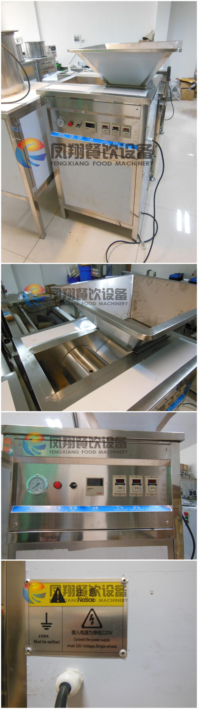 FX-128-3A Industrial Peeler Type Large Onion Skin Peeling Machine with 300kg/h