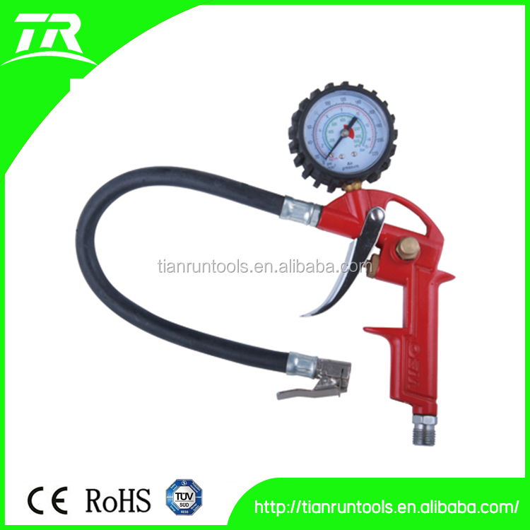 tire inflator gun of 50mm watch size