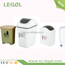 shipping container for sale 19L virgin material toilet bin with pedal