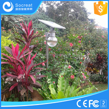 trade assurance supplier hangding all in one reflective outdoor light