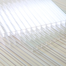 cheap price makrolon lexan polycarbonate hollow sheet