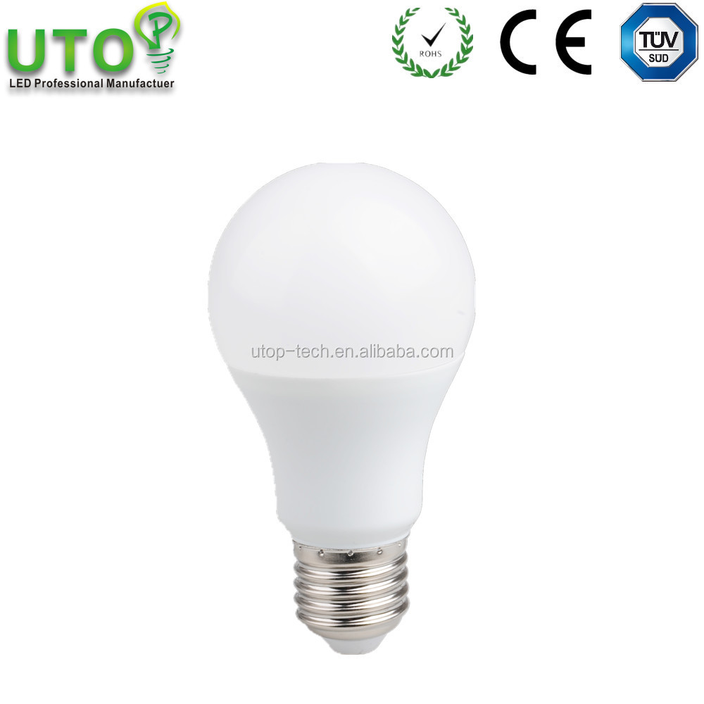 Clear Glass 360 2w 4w 6w 8w e14 e27 dimmable led lightbulb