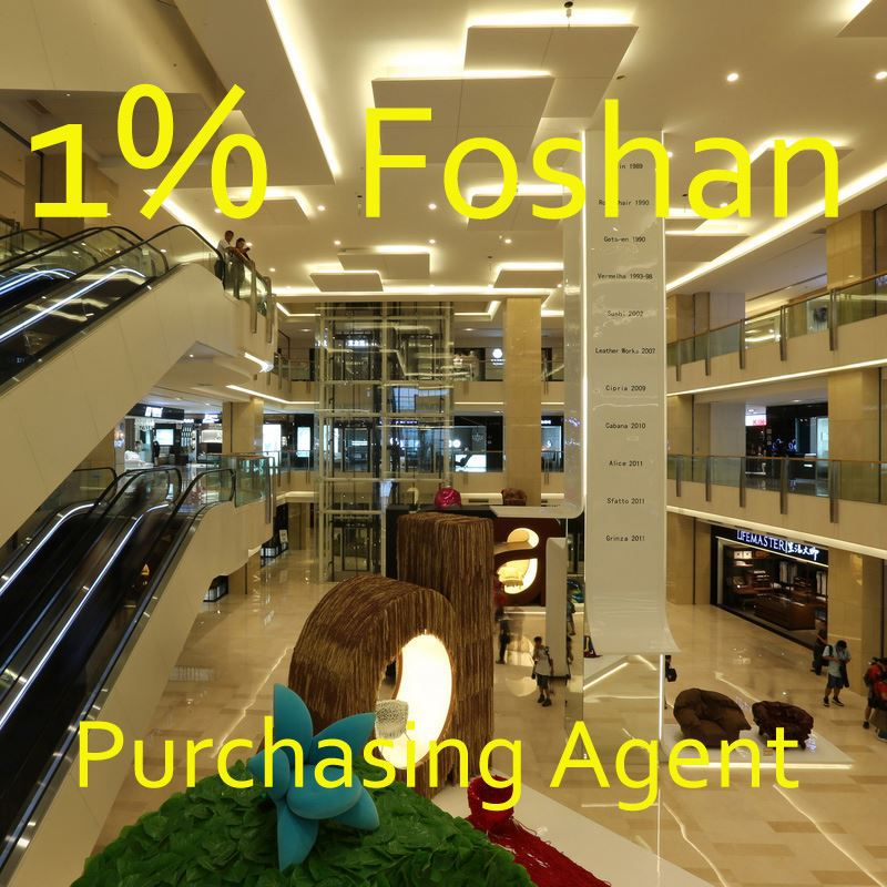 Foshan Purchasing Agent 1% Commission Professional Good Servive Foshan Furniture Agent