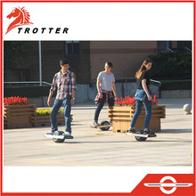 New arrival trotter one wheel off road trotter electric scooter one wheel self balancing skateboard