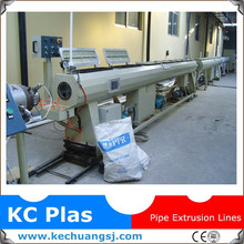 Flexibility and high quality plastic product making machinery for PPR pipes extrusion line