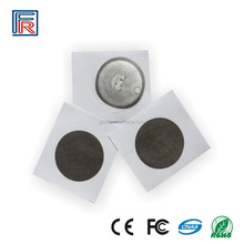 On NDEF Format For Mobile Phone With Logo Printed QR Code Pritning Anti-Metal RFID NFC Tag with NTAG213 chip