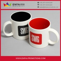 hot selling cooler mug cup and color changing mug cup