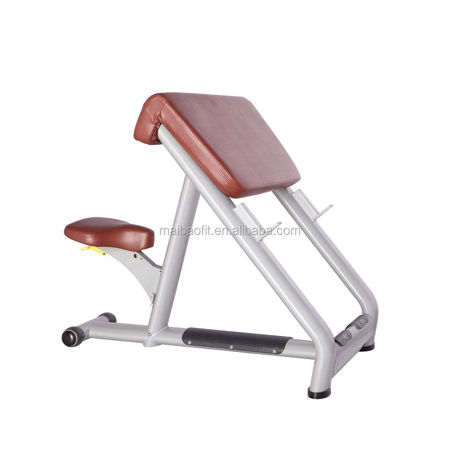 Scott Bench/commercial gym equipment/Free Weight
