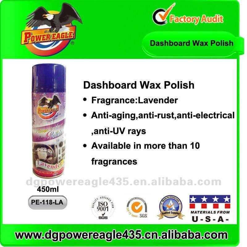 450ml Lavender Car Dashboard Wax