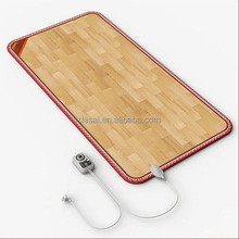 2015 new design PVC smart controller electric heating floor mat