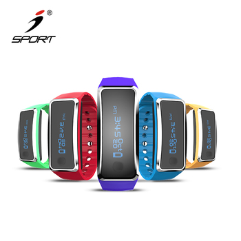 3d Smart Wristband Pedometer Intelligent Health Fitness Tracker Smart bracelet with calorie counter