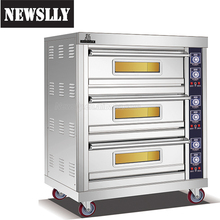 Commercial Electric portable baking oven deck oven with steam as seen on tv convection oven