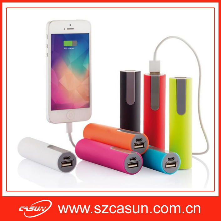 Newest arrivel USB battery power bank with beautiful design