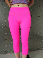 Nylon spandex custom sports clothings athletic women chian cheap sportswear