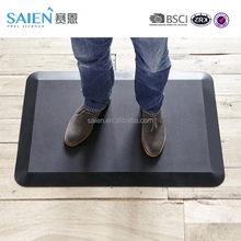 Comfort standing footcare PU foam anti fatigue floor mat