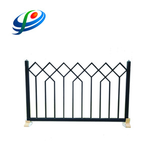 Pengxiang-new products high quality aluminum loop top fence,/56.Decorative Aluminum Garden Farm Fence to protect flowers grass/a
