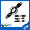 Island 5Ft USB To Firewire iEEE 1394 4 Pin manufacturers