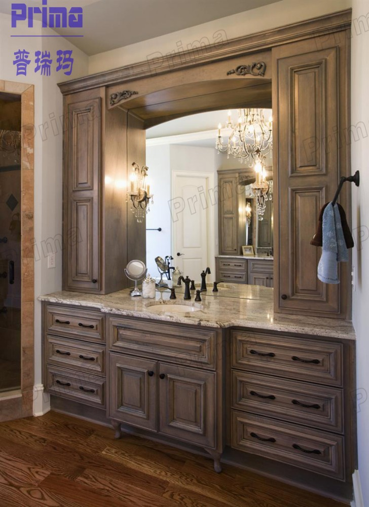Used bathroom vanity cabinets white mdf bathroom cabinet buy mdf bathroom cabinet vanity White bathroom vanity cabinets