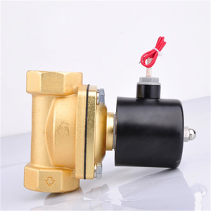 Valve solenoid for co2