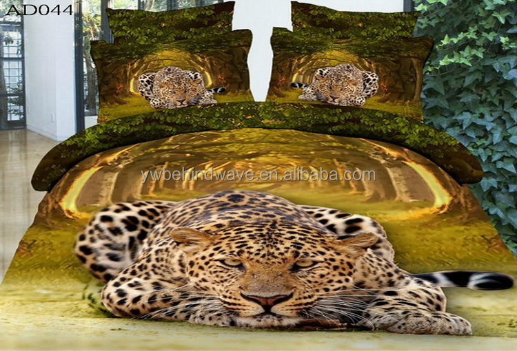 Hot Sale Animal Design 100% Polyester Queen Size Tiger Printed 3d Bed Sheets  Wholesale   Buy 3d Bed Sheet,Bed Sheets Wholesale,Bed Sheet Queen Size  Product ...