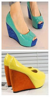 2013 BOUTIQUE,SPRING EUROPEAN STYLE OPEN-TOED SHOES