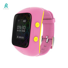 2016 New Design WIFI+GPS+GSM Tracking Personal GPS Kids Watch GPS Watch R12