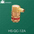 1203 Model QC-12A Unadjustable Quick Coupler