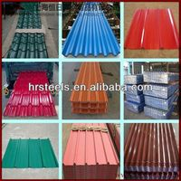 HGigh Quality hot corrugated roofing sheet/zinc aluminum roofing sheet/metal roof