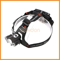 Rotate XML T6+2R2 3 LED Headlight Torch LED Hunting Repairing Headlamp LED Camping Head Lamp