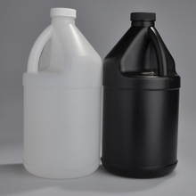 hot sale hdpe plastic bottle 1 liter with screw cap