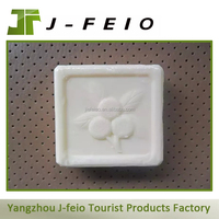 Cheap pearl white soap,crystal white soap from Yangzhou