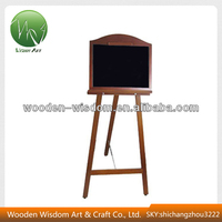 wooden easel and board