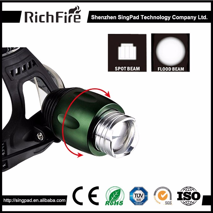Buy Direct From China Wholesale 12 led headlamp and dirt bike head light