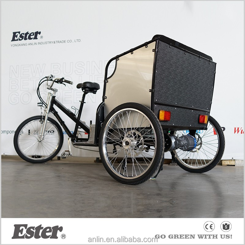 ESTER Excellent quality Electric Tricycle Rickshaw for passenger