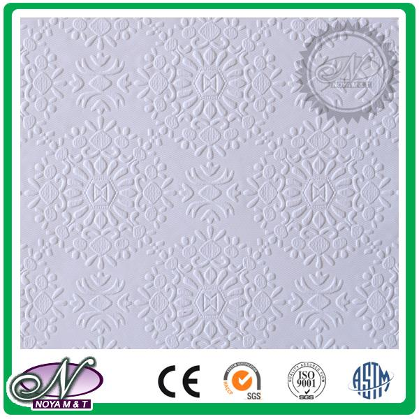 Easy to handle and install 2016 raw material gypsum board with great price