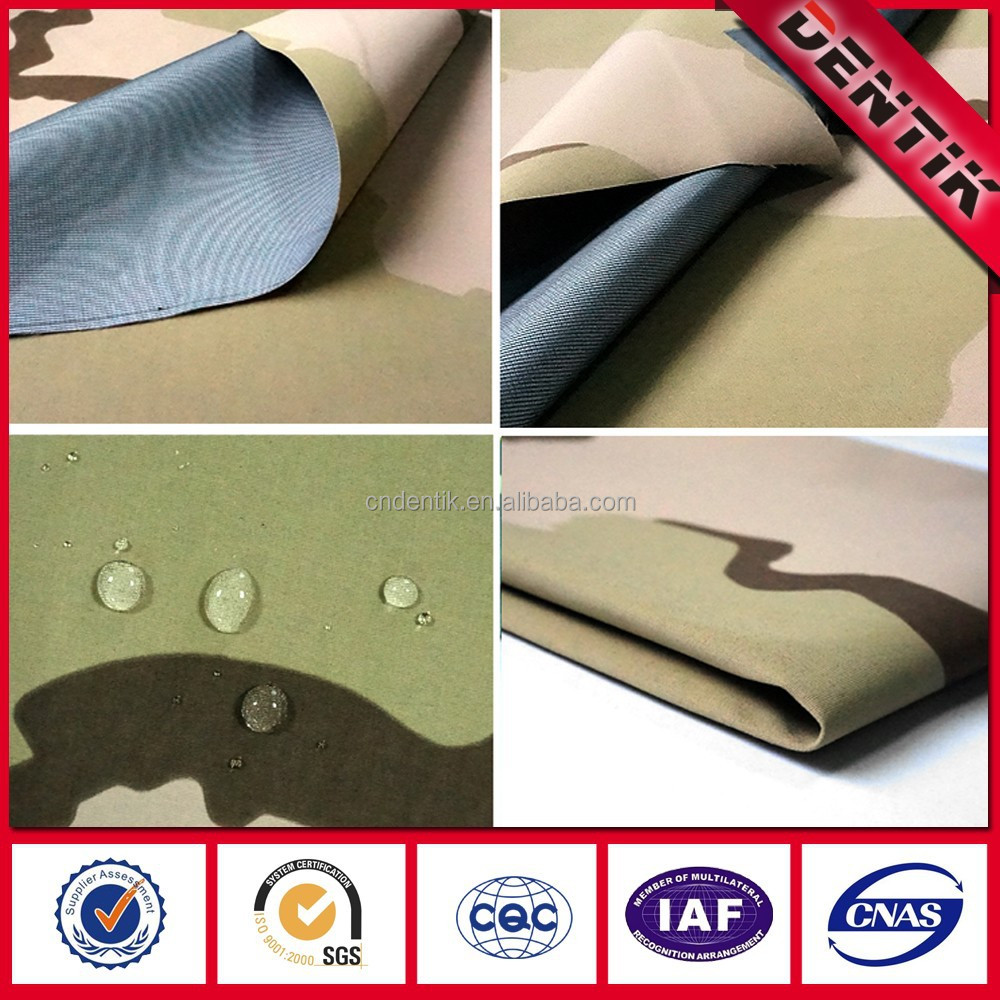 100% <strong>Nylon</strong> 3-layer e-PTFE Membrane Laminated Waterproof Breathable, Police Uniform Fabric