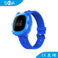 0.67 inch Screen MTK6261D GPS/GPRS/LBS/Wifi Location Phone Watch GPS Children Watch