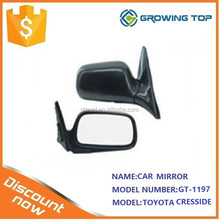 Auto parts High Quality/Cheap Auto/car manual Side view mirror 87910-22810R/87940-22870 L for Toyotax CRESSIDA