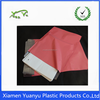 Custom printed red mailing delivery poly bag wholesale