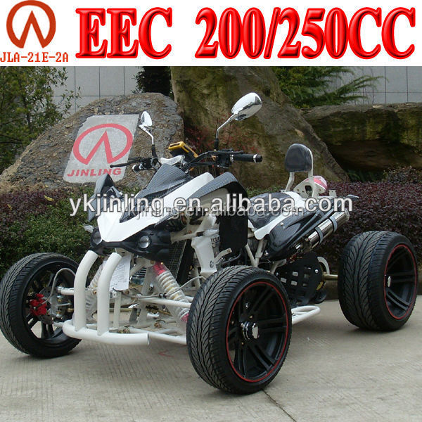 New 2015 EEC Loncin 250cc Quad, quad bikes for sale