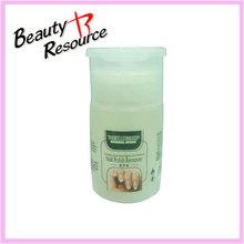 NR8005 Beauty Resource 100ml bottle nail plish remover with fragrance smell