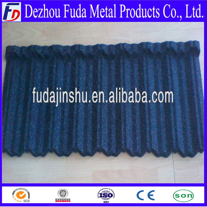 building construction material Japanese import metal roof tiles