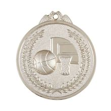 Best selling superior quality personalised metal basketball sport medals