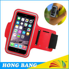 Private logo sport armband redpepp waterproof case