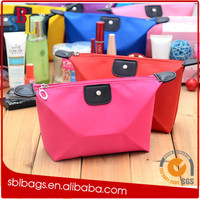 Promotional waterproof foldable cosmetic wash bag