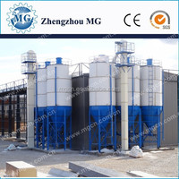 Stable performance 5t/h-20t/h tile adhesive mixer, tile glue manufacturing machine with CE from China exporter supplier